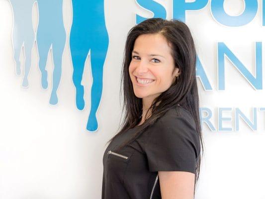 Andréanne Éthier-Chiasson Chiropraticienne