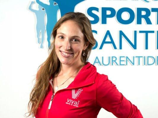 Ariane Lavigne Nutrionniste