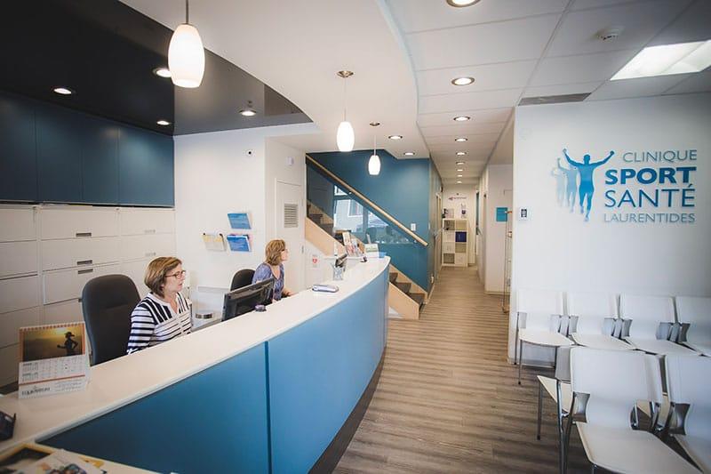 Clinique multidisciplinaire à Saint-Sauveur